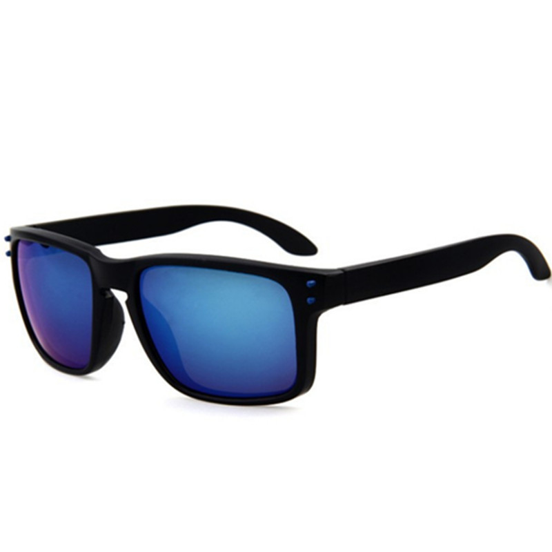 Blue lens holbrook sunglasses
